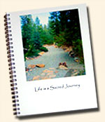 the Spirit Mountain Retreat Journal
